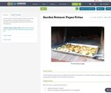 Garden Science: Papas Fritas