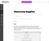 3.OA, MD, NBT Classroom Supplies