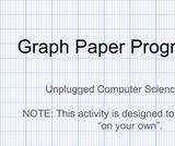 Remix: Graph Paper Programming