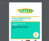 Arts Lessons in the Classroom: Visual Art Curriculum-Grade 5