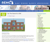 21 Things 4 Students Thing 10: Q1 The Search is ON