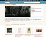 Colonial Religion
