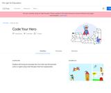 CS First - Code Your Hero