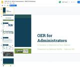 2019-03-07 OER for Administrators