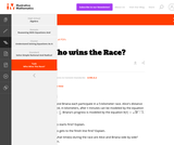A-REI  Who wins the Race?