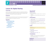 CS Fundamentals 6.19: Digital Sharing