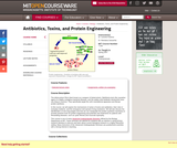 Antibiotics, Toxins, and Protein Engineering, Spring 2007