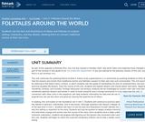 1st Grade English Language Arts - Unit 2: Folktales Around the World