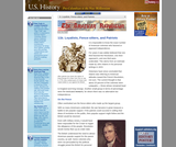 11b. Loyalists, Fence-sitters, and Patriots