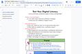 Digital Literacy Lesson Plan