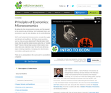 Principles of Microeconomics (Video)