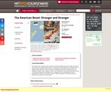 The American Novel: Stranger and Stranger, Spring 2013