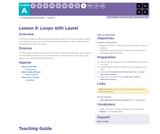CS Fundamentals 1.9: Loops with Laurel