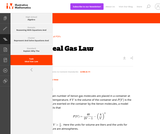 A-REI Ideal Gas Law