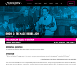 Book 2, Teenage Rebellion. Chapter 6, Lesson 1: The American Blues in Britian