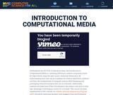 Introduction to Computational Media (Grade 10)
