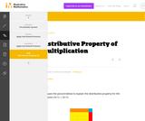 7.NS Distributive Property of Multiplication