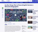 Joe Bee Xiong: War to Peace (English Version)