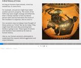 2.1 Preclassical to Classical Views of Crime