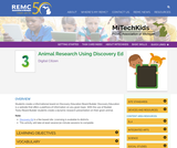Animal Research Using Discovery Ed