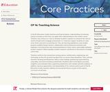 CP 16: Teaching Science