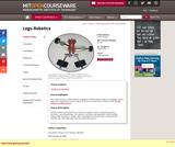 Lego Robotics, Spring 2007