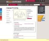 Language Processing, Fall 2004