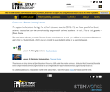 Mi-STAR Remote Learning Lessons