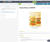 Garden Science: CHNOPS