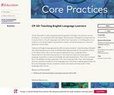 CP 20: Teaching English Language Learners