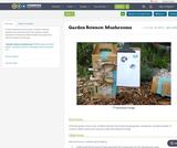 Garden Science: Mushrooms