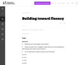 2.OA Building toward fluency