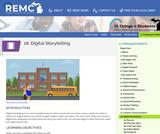 21 Things 4 Students Thing 18: Digital Storytelling