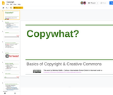 Copyright & Licensing Slidedeck