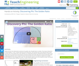 Discovering Phi: The Golden Ratio