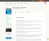 Basic Speller (Teacher's Edition)