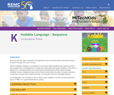Kodable Language Sequence