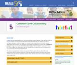 Common Good Collaborating