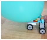 LEGO Brick Balloon Car Racer