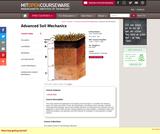 Advanced Soil Mechanics, Fall 2004