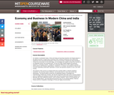 Economy and Business in Modern China and India, Spring 2008