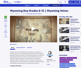 Wyoming Day Grades 6-12