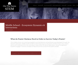 Middle School Ecosystem Dynamics & Interactions Unit - Phenomena Found in Agriculture