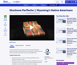 Shoshone Parfleche