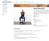 Bicycle-Wheel Gyro