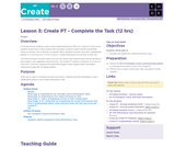 CS Principles 2019-2020 7.3: Create PT - Complete the Task (12 hrs)