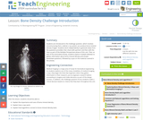 Bone Density Challenge Introduction