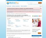 Diabetes - Eye Complications (Spanish)