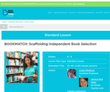 BOOKMATCH: Scaffolding Independent Book Selection