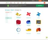 Elementary Math  - Grade 3